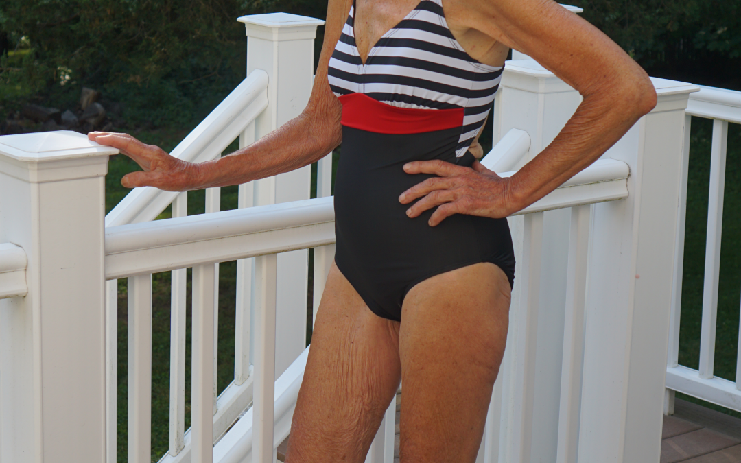 The Classic Bathing Suit